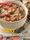 Betty Crocker Easy Slow Cooker Recipes: HMH Selects (Betty Crocker Cooking) - Betty Crocker