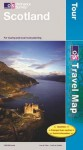 Scotland (OS Travel Map - Tour Map) - Ordnance Survey