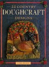 55 Country Doughcraft Designs - Linda Rogers