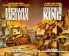 Stephen King Box Set: Desperation, The Regulators - Richard Bachman, Stephen King