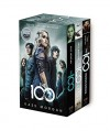 The 100 Boxed Set - Kass Morgan