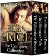 An Heir At Any Price: The Complete Collection - Holly Rayner