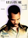 Lean on Me (Piano Vocal, Sheet Music) - Kirk Franklin