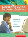 32 Quick & Fun Content Area Computer Activities: Technology Project for Every Week of the School Year Grade 4 - Kathleen Kopp