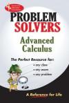 Advanced Calculus Problem Solver - Research & Education Association, Calculus Study Guides