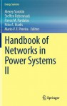Handbook of Networks in Power Systems II - Panos M. Pardalos, Steffen Rebennack, Mario V. F. Pereira