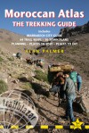 Trekking in the Moroccan Atlas: Includes New Routes and Marrakesh City Guide - Richard Knight, Alan Parmer