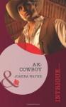 AK-Cowboy (Harlequin Intrigue) - Joanna Wayne