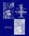 Student Solutions Manual, Vol. 1 for Swokowski's Calculus: The Classic Edition - Earl W. Swokowski