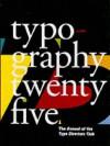 Typography 25 - Diego Vainesman, Type Directors Club