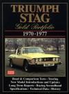 Triumph Stag 1970-1977 Gold Portfolio - R.M. Clarke