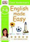 Carol Vorderman's English Made Easy Ages 7 8 Key Stage 2 (Carol Vorderman's English Made Easy) - Carol Vorderman