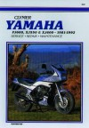 Yamaha Fj600, Xj550 & Xj600, 1981-1992: Service, Repair, Maintenance - Ron Wright