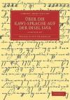 Uber Die Kawi-Sprache Auf Der Insel Java - 3 Volume Set - Wilhelm von Humboldt