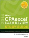 Wiley CPAexcel Exam Review 2014 Study Guide, Financial Accounting and Reporting - O. Ray Whittington