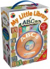My Little Library of ABC's [With Audio CD] - School Specialty Publishing