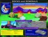 Rocks and Minerals Chart - Mark Twain Media