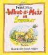 What-a-Mess In Summer - Frank Muir, Joseph Wright