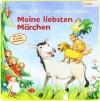 Mein großes Fühl- und Streichelbuch: Meine liebsten Märchen - Sandra Grimm, Bjarke