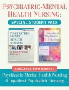 Psychiatric-Mental Health Nursing: Special Student Pack: Includes Two Books: Psychiatric-Mental Health Nursing & Inpatient Psychiatric Nursing - Springer Publishing, Vickie L. Rogers, Linda Damon, Joanne Matthews, Judy Sheehan, Lisa Uebelacker
