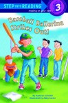 Baseball Ballerina Strikes Out! (Step-Into-Reading, Step 3) - Kathryn Cristaldi Mckeon, Kathryn Cristaldi, Abby Carter