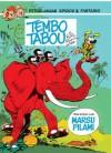 Tembo Tabou (Petualangan Spirou & Fantasio, #23) - André Franquin, Jean Roba, Greg