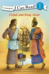Elijah and King Ahab - Crystal Bowman