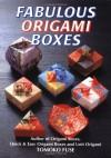 Fabulous Origami Boxes - Tomoko Fuse