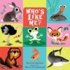Who's Like Me? - Nicola Davies, Marc Boutavant