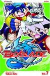 Beyblade, Vol. 7 - Takao Aoki