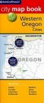 Western Oregon City Map - Rand McNally