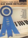 "Favorite Piano Solos Blue Ribbon Encyclopedia: Level Two (""Blue Ribbon Series) - Carole Flatau"