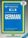 Specialty Area Examination in German: Test Preparation Study Guide, Questions & Answers - National Learning Corporation