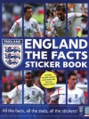England The Facts Sticker Book: All the Facts, All the Stats, All the Stickers! - Collins UK, Collins UK