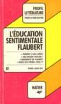 """Profil D'une Oeuvre - Flaubert, """"L'éducation sentimentale"""" - Pierre-Louis Rey"""