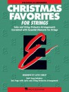 Christmas Favorites - Opt. Percussion Accomp. Essential Elements for Strings - Hal Leonard Publishing Company