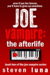 Joe Vampire: The Afterlife (Joe Vampire Series Book 2) - Steven Luna