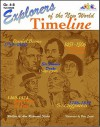 Explorers Of The New World Time Line - Ann Richmond Fisher, Bron Smith