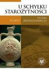 U schyłku starożytności. Studia źródłoznawcze, t. 10/2011 - Redakcja: Przemysław Nehring, Ewa Wipszycka, Robert Wiśniewski