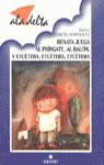 Renata juega al príngate, al balón, y etcétera, etcétera, etcétera - Ramón García Domínguez