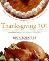 Thanksgiving 101 - Rick Rodgers