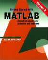 Getting Started with MATLAB: A Quick Introduction for Scientists and Engineers - Rudra Pratap