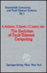The Evolution of Fault-Tolerant Computing - William C. Carter
