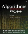 Algorithms in C++ Part 5: Graph Algorithms (3rd Edition): Graph Algorithms Pt.5 - Robert Sedgewick