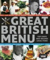 Great British Menu Traditional Recipes - Angela Hartnett, Nick Nairn, Paul Rankin