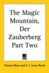The Magic Mountain 2 - Thomas Mann