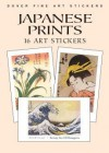 Japanese Prints: 16 Art Stickers - Hokusai, Hiroshige and Others, Hokusai, Hiroshige and Others
