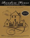 Random House Crosswords, Volume 1 - Mel Rosen