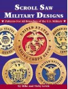 Scroll Saw Military Designs: Patterns for All Branches of the U.S. Military - Vicky Lewis, Vicky Lewis