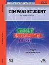 Student Instrumental Course Timpani Student: Level II - Sandy Feldstein